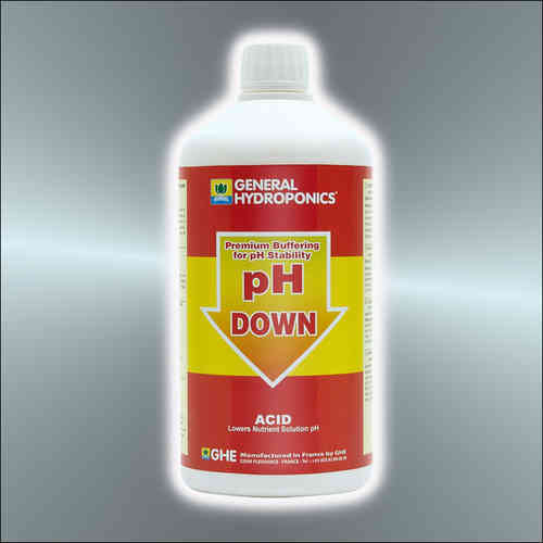 GHE pH - Down