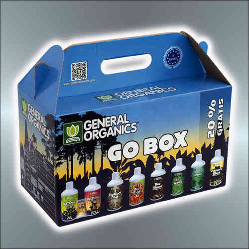 GHE Go Box pack